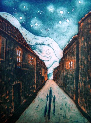 Νυχτερινή καλοκαιρινή βόλτα (2)