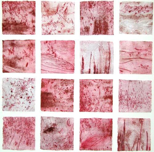 plexi glass prints και κολλαγραφία σε ινδικό χαρτί cotton rag
