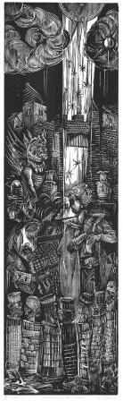 babylonia woodcut